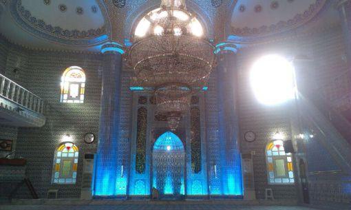 cami aydınlatma avize ledli minare aydınlatma