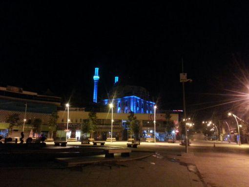cami led minare ışık