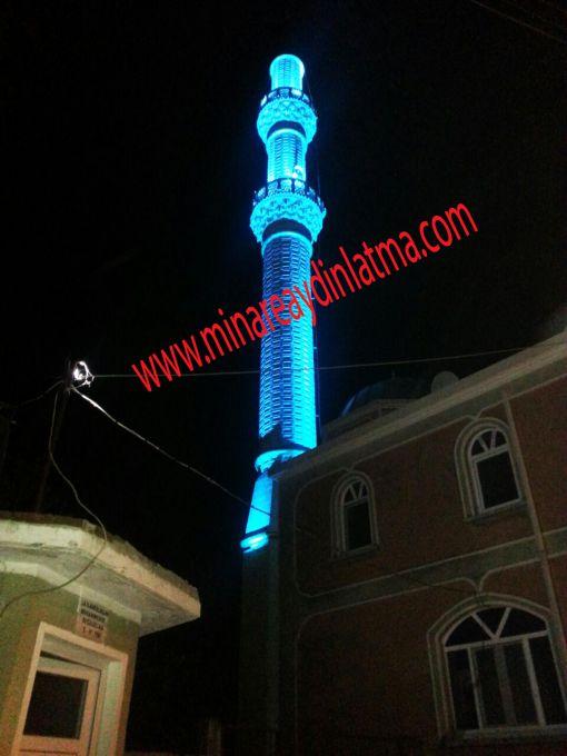 minare aydınaltma 2 serefe