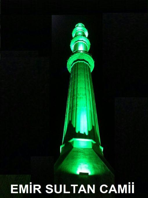 minare aydınlatma