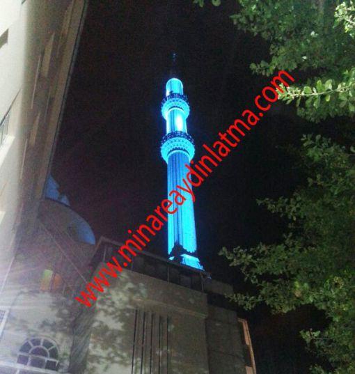 led minare aydınlatma sistemleri