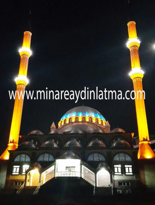 minare aydınlatması