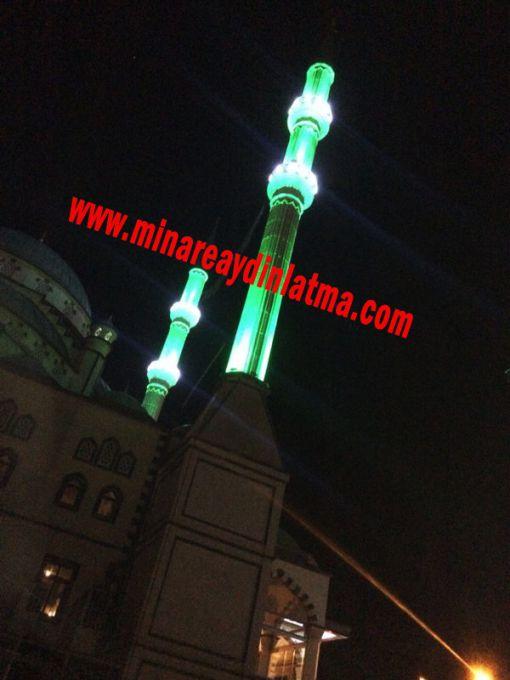 minare ışıkları led