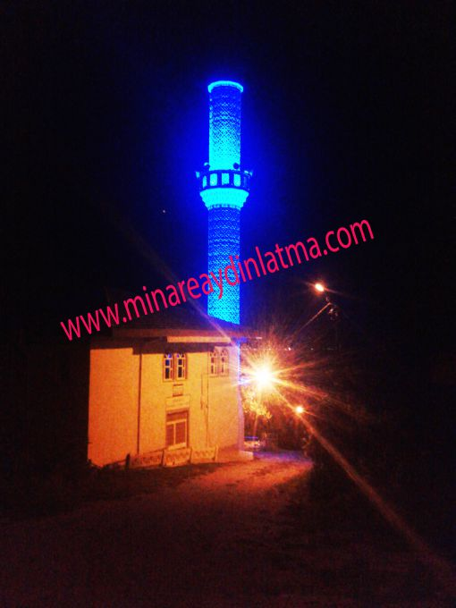minare led aydınlatma