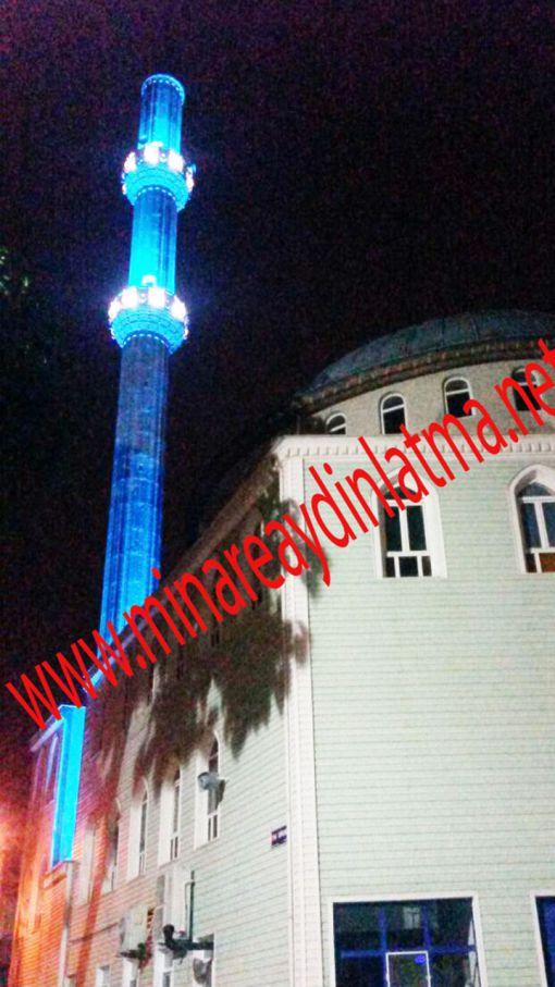 minare led aydınlatma samsun