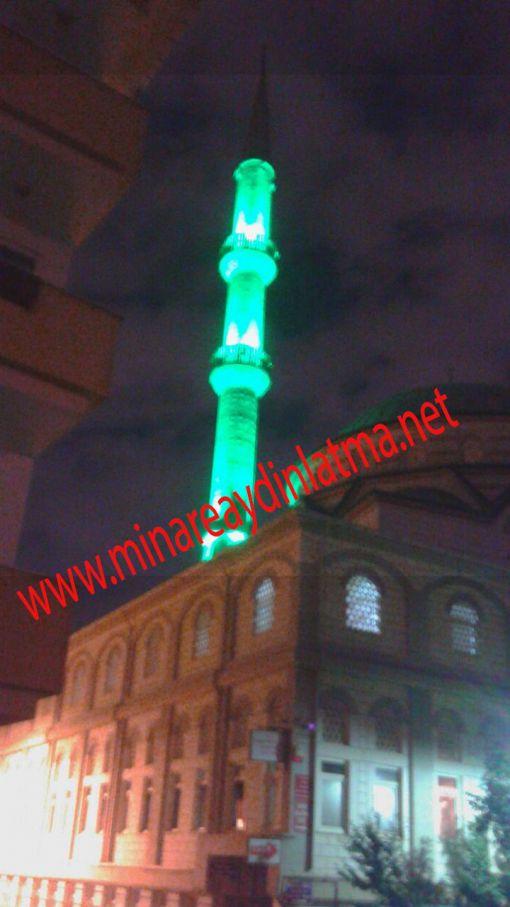 minare led aydınlatmaları pendik kavakpınar