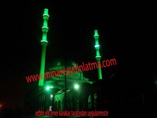 minare ledli aydınlatma